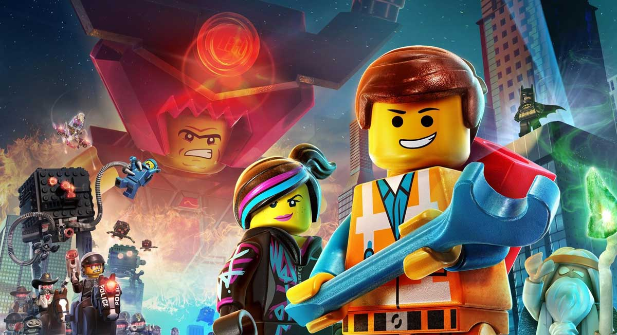 The Lego Movie / Lego Filmi (2014) Film İncelemesi