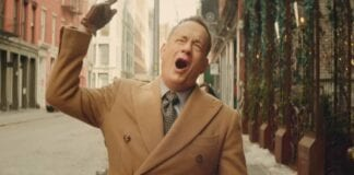 Tom Hanks Video Klipte Oynarsa!
