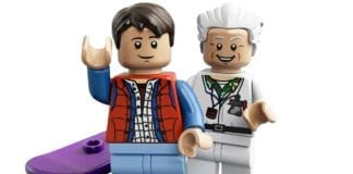 LEGO Sunar: Back to the Future!