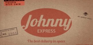 Johnny Express (2014) Animasyon Filmi