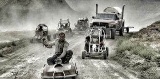 Mad Max ile GoKart Paintball Savaşı