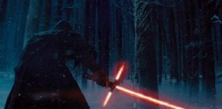 Star Wars: The Force Awakens'ten Teaser Geldi