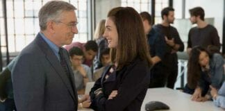 The Intern Fragmanı Geldi