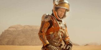 The Martian Filminden TV Spotu Geldi