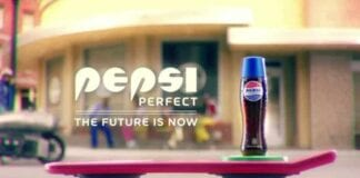 Back to the Future Part 2'deki Efsanevi Pepsi Perfect Geliyor