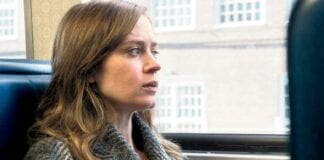 Emily Blunt The Girl on The Train Filmi ile Geliyor