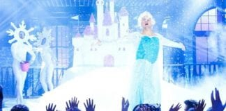 Channing Tatum Frozen'ın Let It Go'su ile Performans Yapmaya Kalkarsa