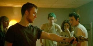 Green Room Filminden Fragman Geldi