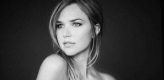 Arielle Kebbel Fifty Shades Freed Kadrosuna Dahil Oldu
