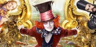 Alice Through the Looking Glass Yeni Fragmanı Geldi