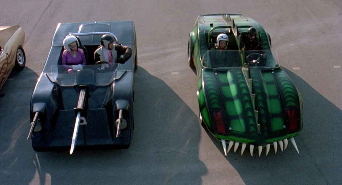 Death Race 2050 Roger Corman ile Geliyor