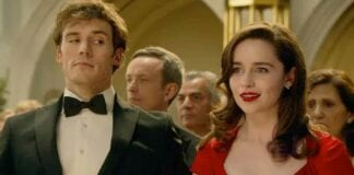 Me Before You / Senden Önce Ben Filminden Fragman Geldi