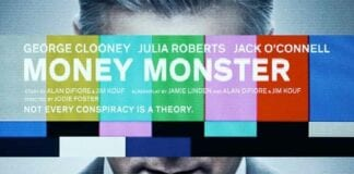 Money Monster Afişi Geldi