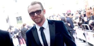 Simon Pegg Ready Player One Kadrosuna Girdi