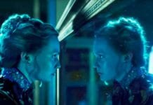 Alice Through the Looking Glass Özel Bir Video Geldi
