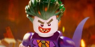 Lego Batman Filmindeki Robin ve The Joker'e İlk Bakış