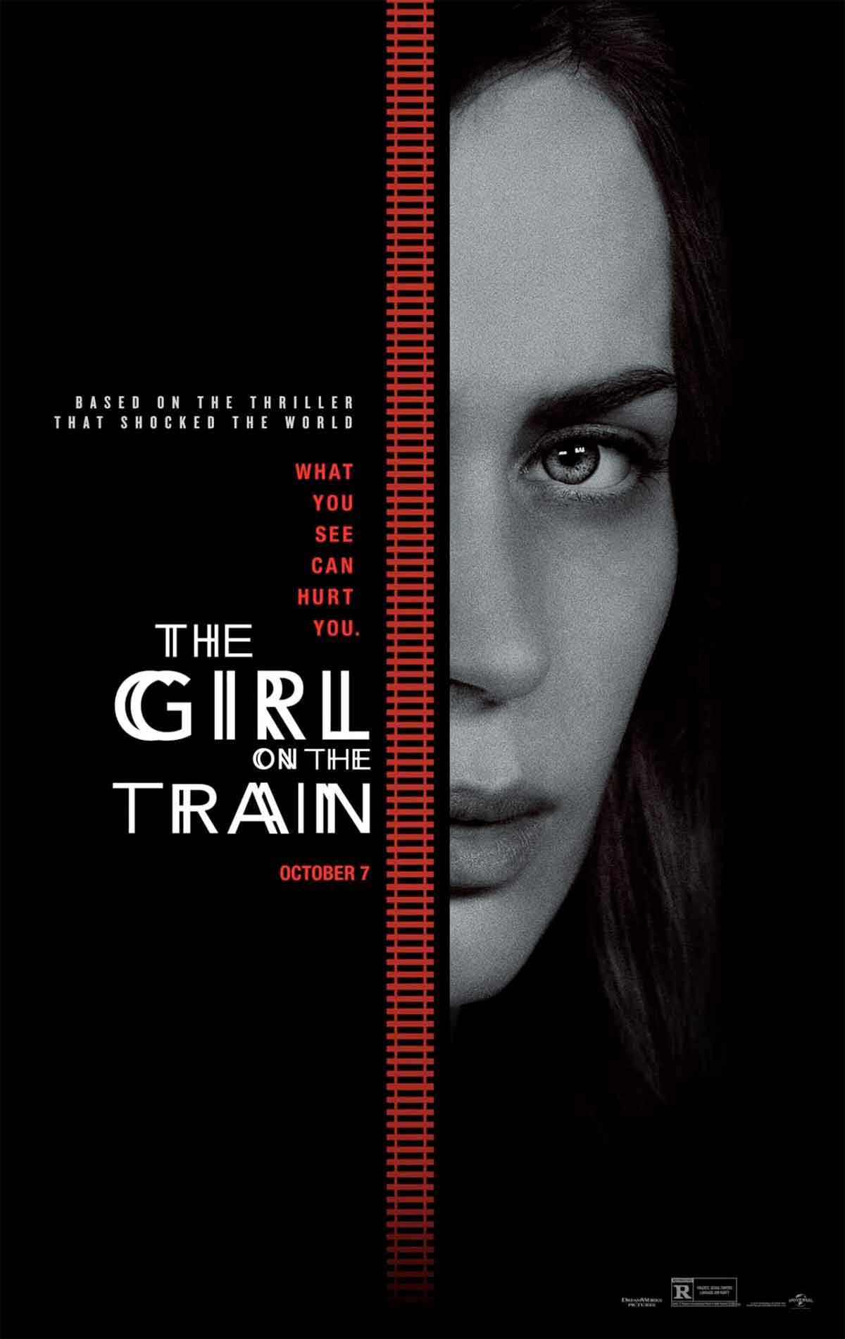 The Girl on the Train Fragman ve Afişi Yayınlandı