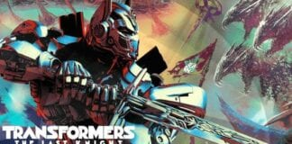 Transformers: The Last Knight Yeni Afişi Geldi