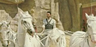 Ben-Hur Filminden Yeni Bir Video Geldi