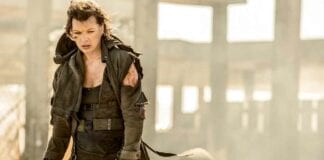 Resident Evil: The Final Chapter Fragmanı Geldi