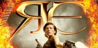 Resident Evil: The Final Chapter Afişi de Geldi