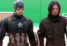 Captain America: Civil War'ın Çekimlerinden 2 Video