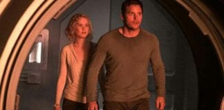 Passengers'tan Jennifer Lawrence ve Chris Pratt'li Fragman