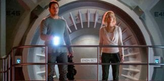Jennifer Lawrence ve Chris Pratt'li Passengers'tan Fotoğraflar