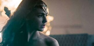Wonder Woman'dan Justice League Yeni Görseli