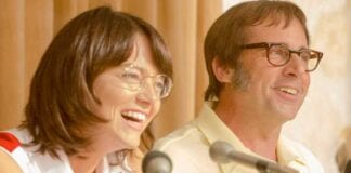 Emma Stone ve Steve Carell'li Battle of the Sexes'ten Fragman