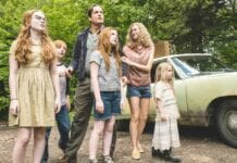 The Glass Castle Filminden Fragman Geldi