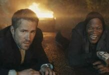 Ryan Reynolds'lı The Hitman's Bodyguard'tan Fragman Geldi