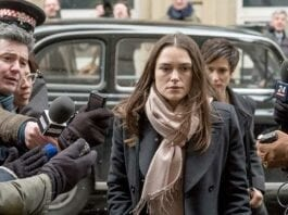 Keira Knightley'nin Official Secrets Filminden Fragman Geldi