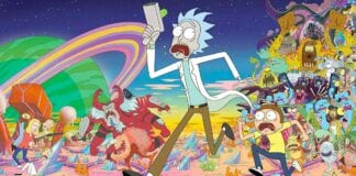 Rick and Morty 4. Sezon İlk Video Geldi