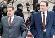 Martin Scorsese'nin The Irishman Filminden Fragman